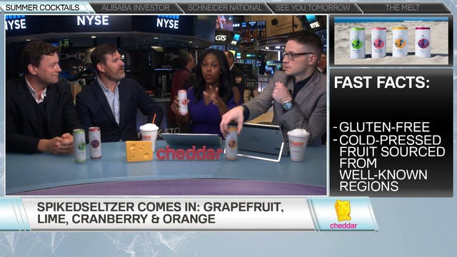 SpikedSeltzer co-founders Talk About ...