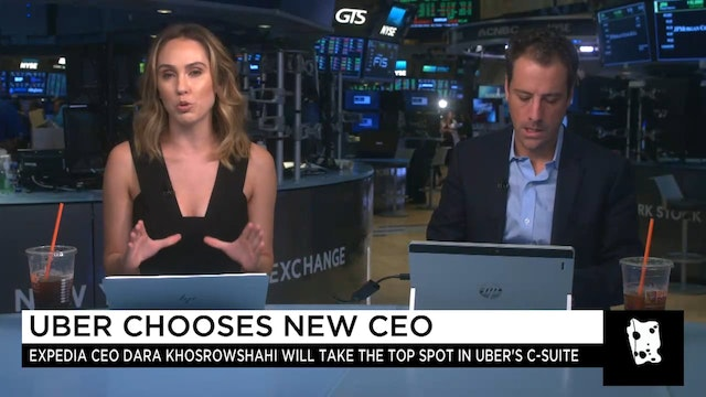 Here's How Uber's Board Landed on Its...