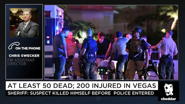 Las Vegas Attack: What We Know So Far