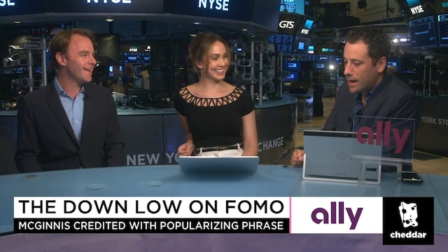 Patrick McGinnis Is the Man Behind FOMO