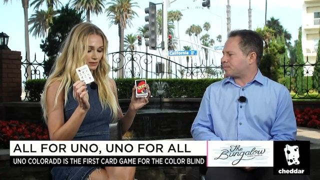 All for Uno, Uno for All