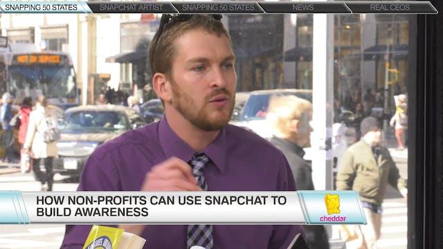 Chris Strub, Snapchat Influencer