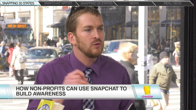 Chris Strub, Snapchat Influencer