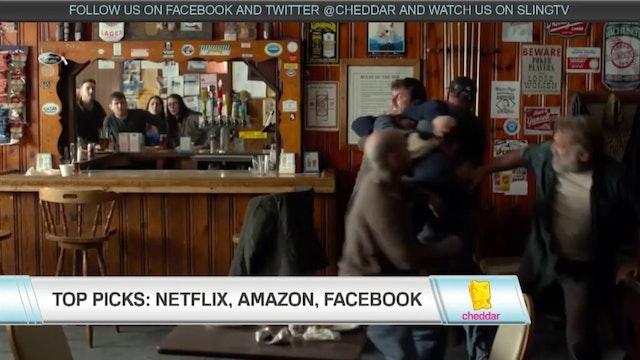 Can Amazon and Netflix Coexist?