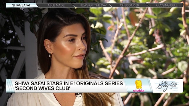 E! Star Shiva Safai on What It's Like...