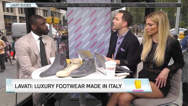 How Atlanta Rapper Offset Became the Face of a Luxury Italian Shoe Brand