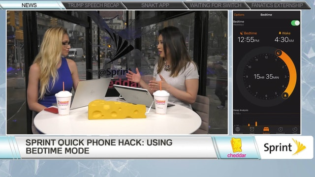Hope King, Sprint Quick Phone Hack