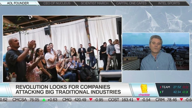 Steve Case on VC Investing Outside Si...