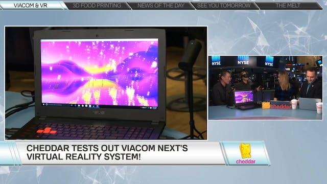 Viacom Next SVP Chaki Ng and Producer...