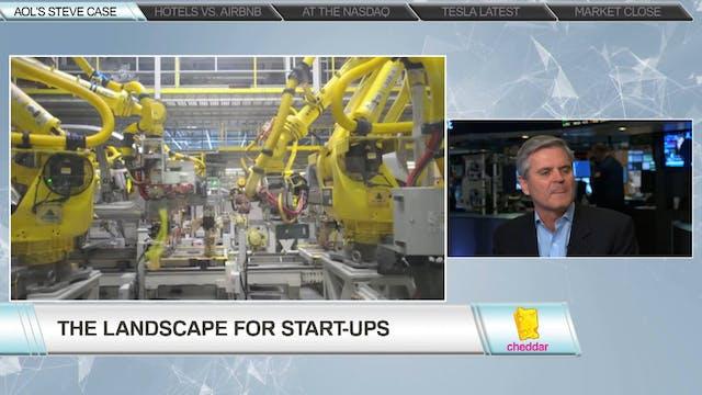 AOL Co-Founder Steve Case Gave His Bo...