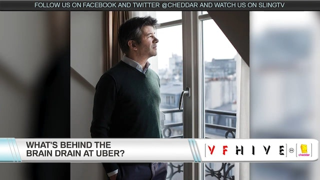 VF Hive's Nick Bilton: If Uber Were P...