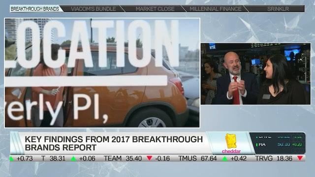A.I. Headlines Interbrand's 2017 Brea...