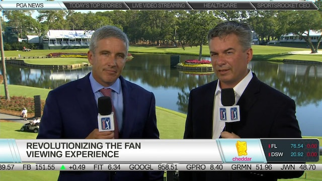 How PGA Tour Commissioner Jay Monahan...