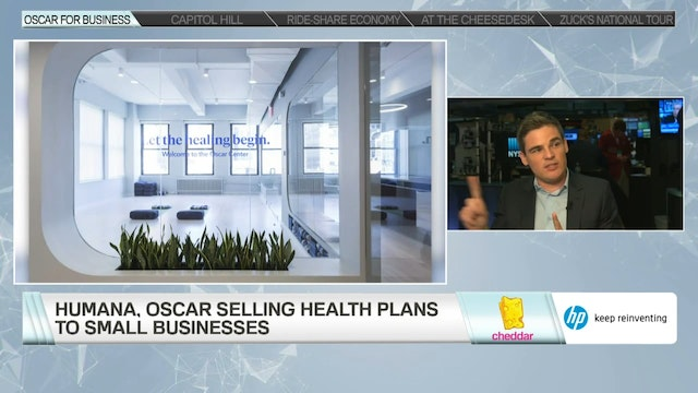 Oscar Health CEO: Repealing Obamacare...