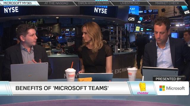 Microsoft Senior Manager Talon Morris