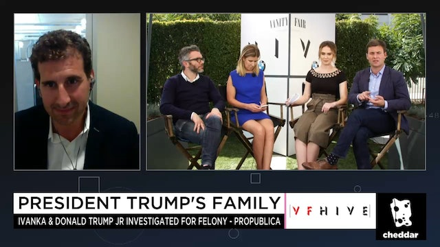 ProPublica Bombshell- Ivanka & Trump Jr Investigated for Felony