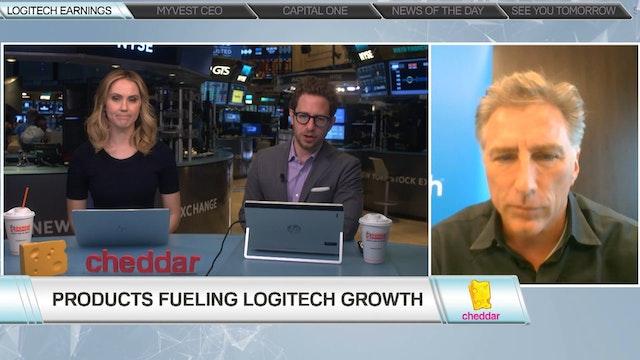 Bracken Darrell speaks about Logitech...