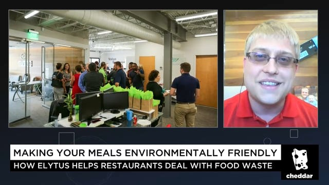 The Company Making Your Meal More Environmentally Friendly