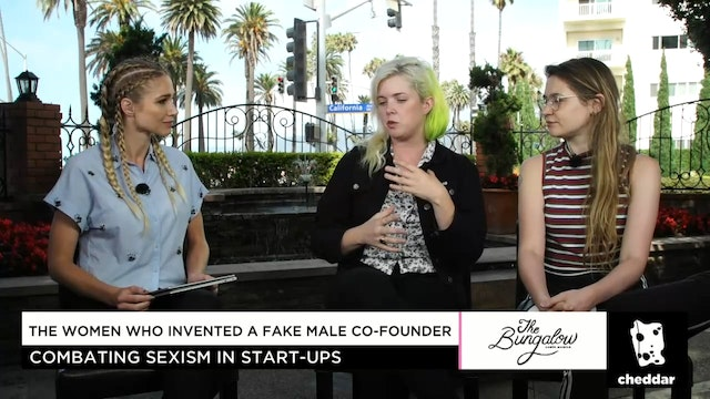 This Start-Up Made Up a Fake Male Co-...