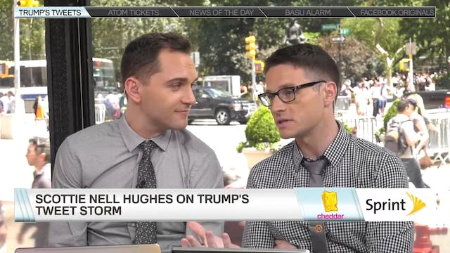 Scottie Nell Hughes: Trump's Moving I...
