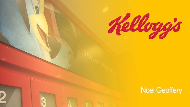 "Kellogg's is opening a ""cereal bar"" i..."