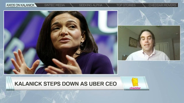 Why Dan Primack Says Sheryl Sandberg ...