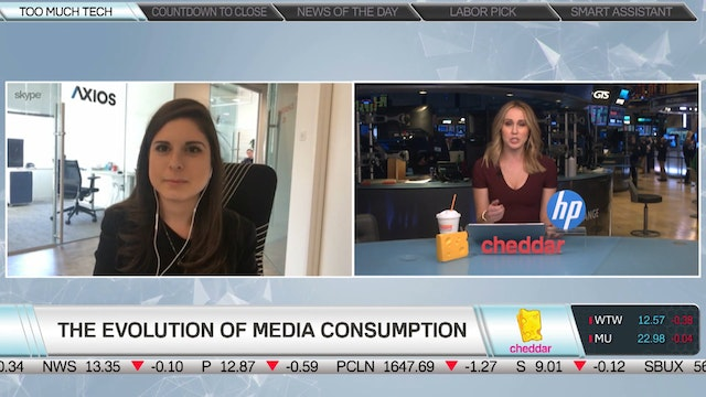 Axios' Sara Fischer on the Public's T...