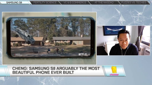 CNET's Roger Cheng: S8 Will Help People Forget About Note 7