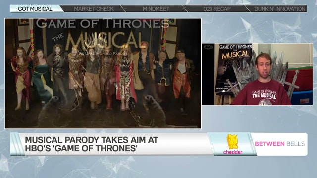 """Game of Thrones"" as a Musical Parody?!"