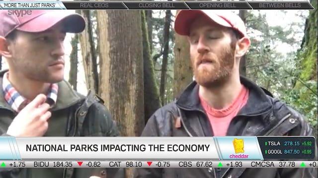 Jim Pattiz & Will Pattiz, Co-Founders, More Than Just Parks