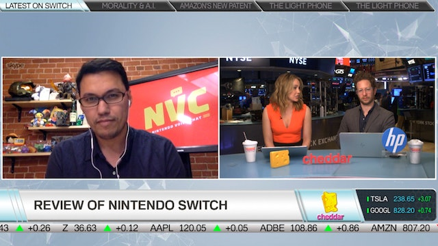 IGN's Jose Otero on Nintendo's Market...