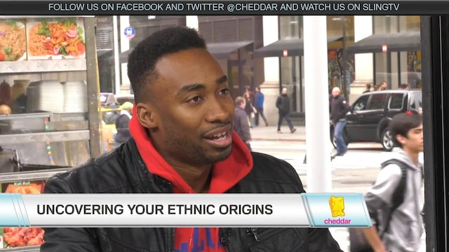 Prince Ea Discovers His Ethnic Origins