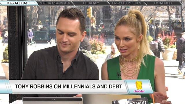 Financial Guru Tony Robbins