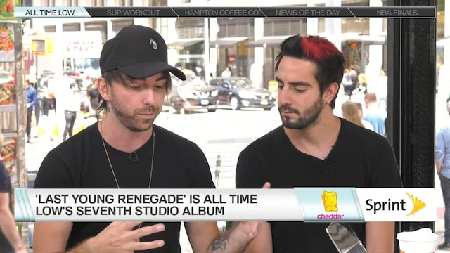 All Time Low Sounds Off on Streaming ...