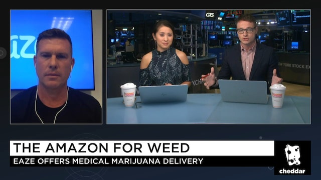 The Amazon of Weed Gets a Big Investment