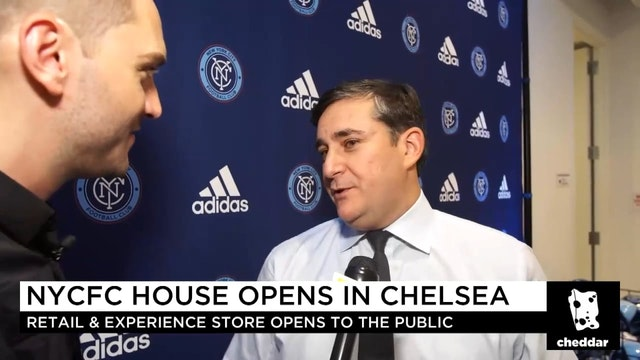 NYCFC Owner Jon Patricof: It's a Grea...