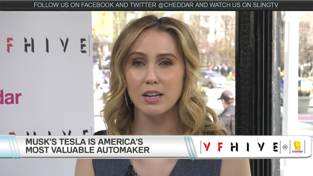 Tesla's Rise- Good News for Silicon V...
