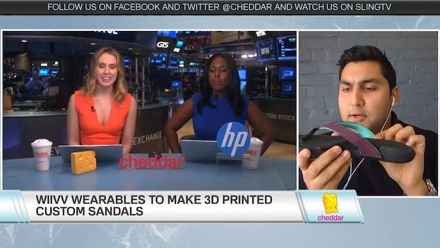 The 3D Printed Custom Sandal