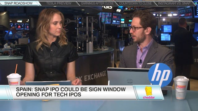 Emergence Capital's Kevin Spain on Snap's IPO Pitch