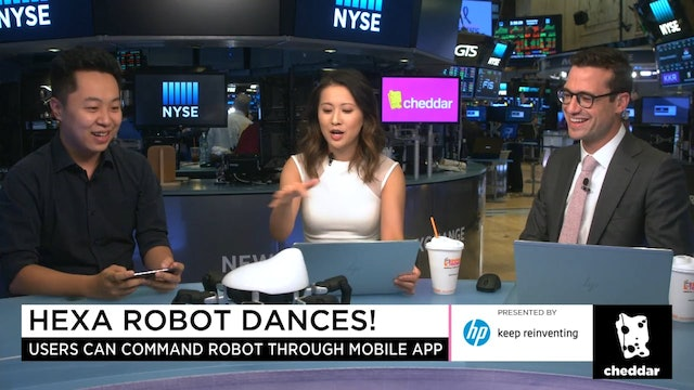 The Robot You Control With an App