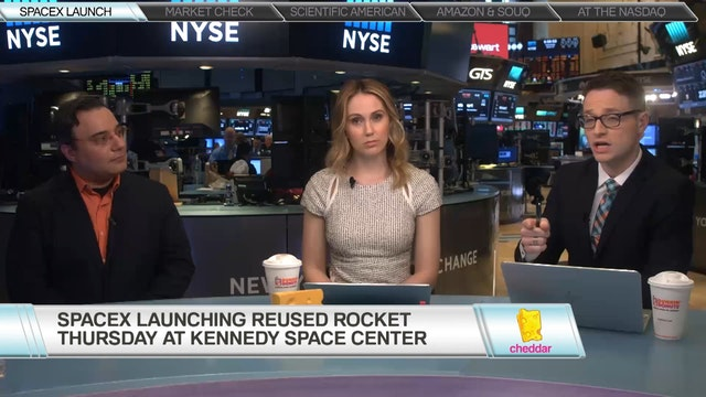 SpaceX is ready to fly again with a n...