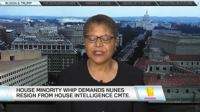 Congresswoman Karen Bass: Devin Nunes...