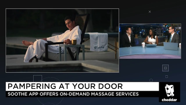 The App Bringing Massages Right to You
