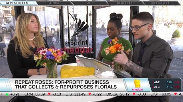 Jennifer Grove, Founder, Repeat Roses