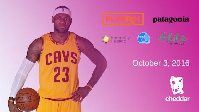 October 3, 2016 Full Show