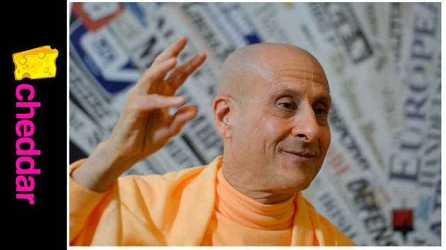 Spirituality in the Wake of Tragedy: a Talk With Monk Radhanath Swami