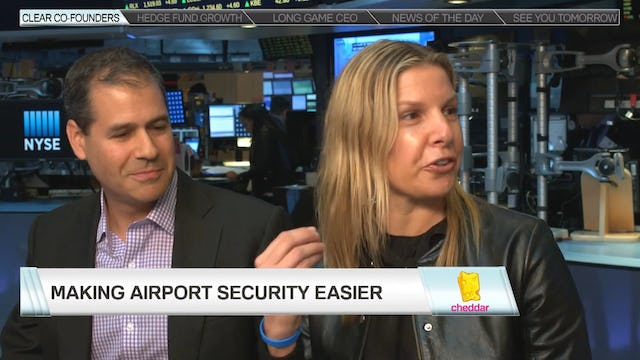 After Raising $15 Million, Clear Eyes Experiences Outside of Airports