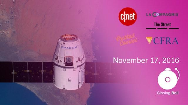 Closing Bell - November 17, 2016