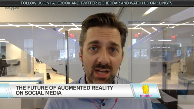Mashable's Pete Pachal- Facebook's AR...