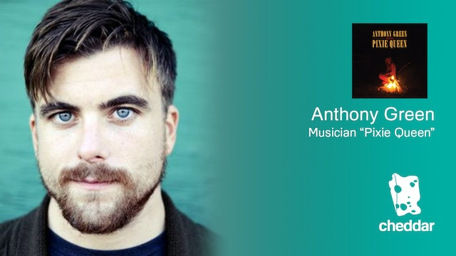 How Artist Anthony Green Balances Mus...